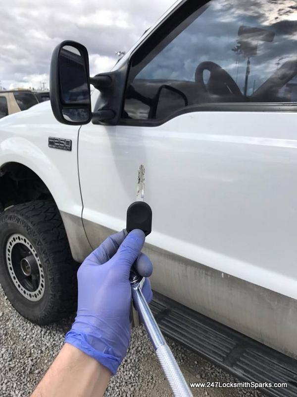 Car Lockout - 247 Sparks, NV Locksmith