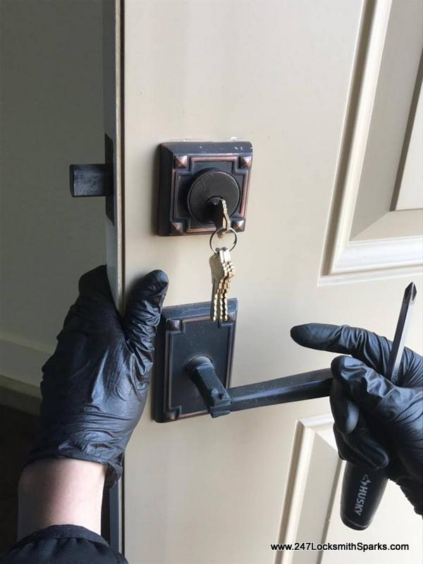 Residential Locksmith in Sparks