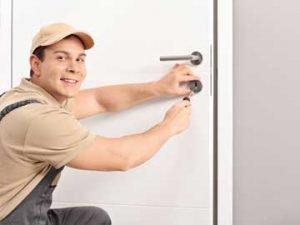 How To Fix A Loose Door Knob