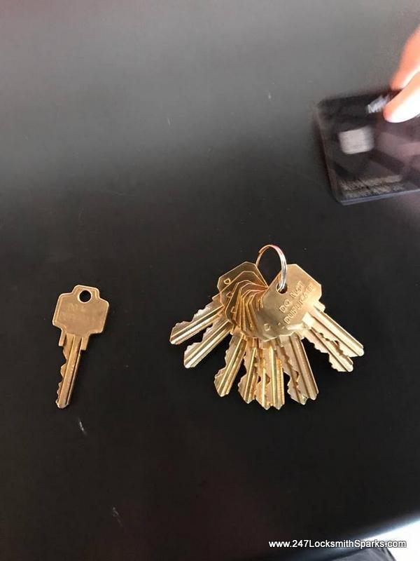 Lost Car Key